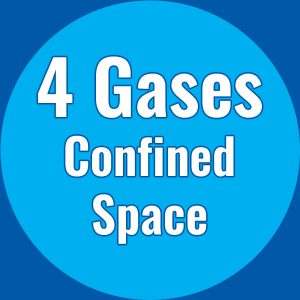 4 Gases - Confined Spaces