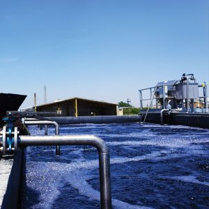 Wastewater Treatment Gas Detection