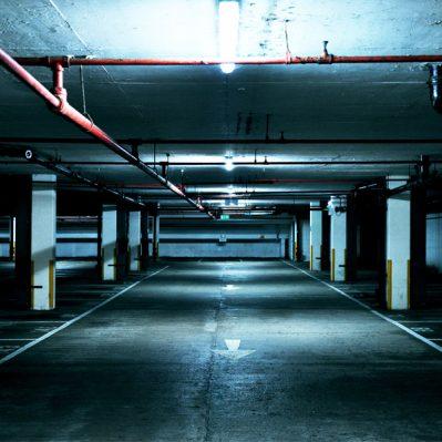 Car Parks/Garages/Warehouse Vehicle Emissions